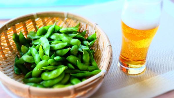 枝豆のオルニチンで肝機能アップ?若返りホルモンの分泌も促進