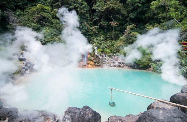 温泉は天然の抗酸化パワー!温泉習慣で健康とアンチエイジング