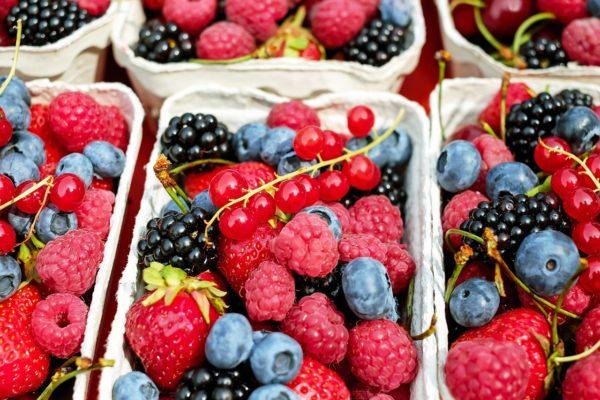 ベリーは健康と美肌に最高の抗酸化食品!ベリー系フルーツの魅力とは