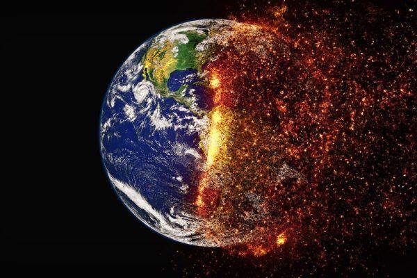 人間活動が地球の生産力を60%超過しているという驚異的な現状